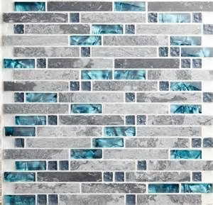 mosaic tiles blue