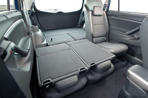 Toyota Yaris Back Seat Fold Toyota Verso Review Toyota