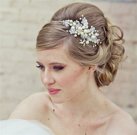 39 walk the aisle with amazing wedding hairstyles for thin hair hairstyles for