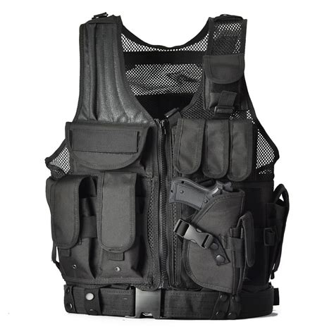 Vest Rompi Airsoft Swat 2016 tactical vest army molle airsoft vest outdoor armor swat combat