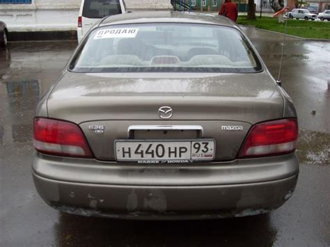 all car manuals free 1984 mazda 626 electronic toll collection 1999 mazda 626 pictures 2000cc gasoline automatic for sale