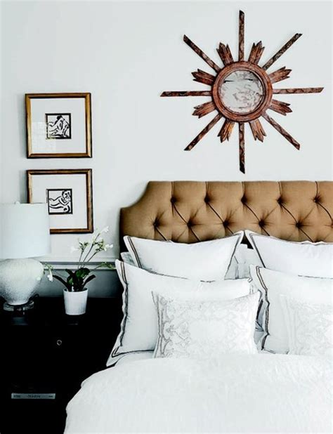 Centsational Headboard by Ten Things To Hang Above The Bed Centsational