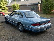 1992 lincoln town car ford crown victoria mercury grand marquis body chassis electrical ford crown victoria wikip 233 dia