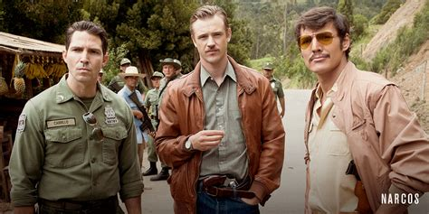 film about queen pursued by dea agents narcos season 3 air date news and spoilers pedro pascal