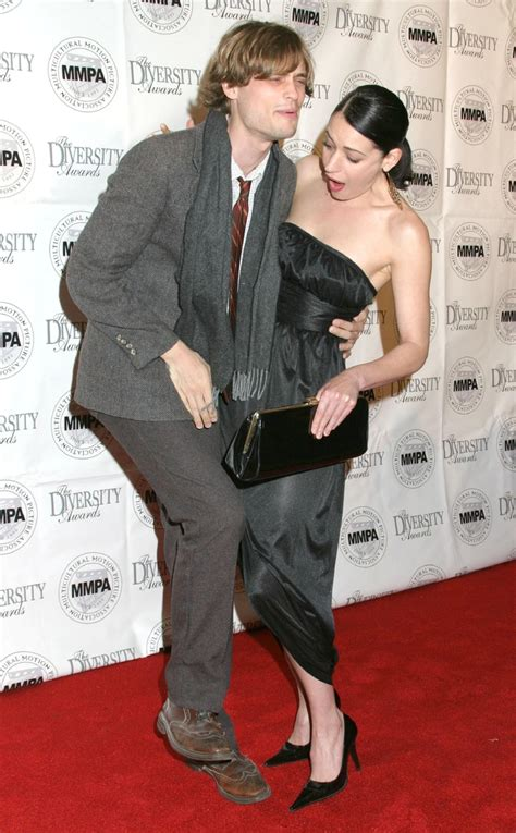 a j cook wedding photos paget brewster and matthew gray gubler she accidentely
