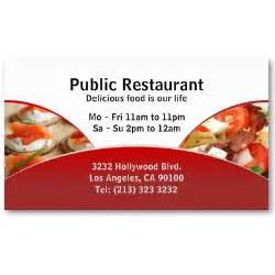 best restaurant business cards business card design for restaurants and catering services 19 95 for a pack of 100 business