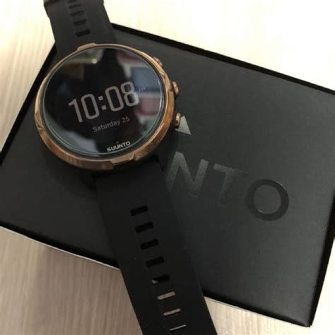 Suunto Spartan Sport Wrist Hr Copper Limited Edition suunto spartan sport wrist hr copper special edition s fashion watches on carousell