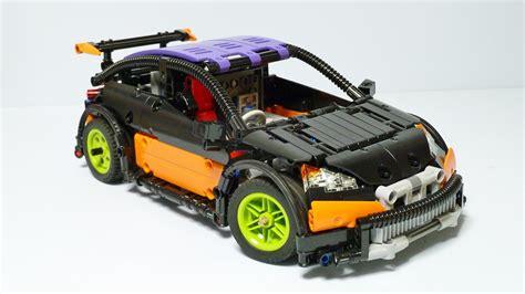 LEGO Technic Hatchback Type R with SBrick - YouTube