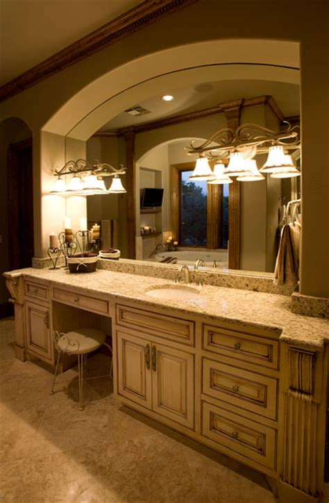 Custom Bathroom Furniture Custom Bathroom Vanity With Painted Flush Inset Cabinet Doors Traditional Bathroom