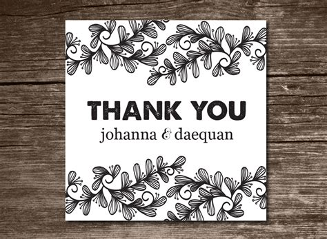 Thank You Letter Design Template Thank You Card Card Templates On Creative Market