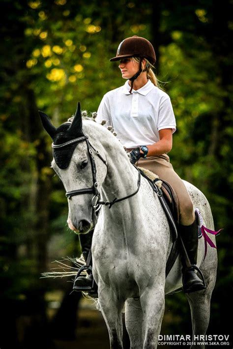 girl riding white arabian horse ka photo blog