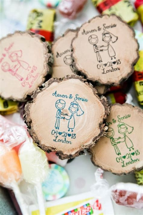 Our Wedding The Favors by Best 25 Ornament Wedding Favors Ideas On Diy