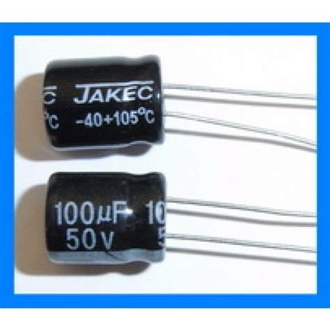100uf electrolytic capacitor 100uf 50v 105c radial electrolytic capacitor 8x11mm