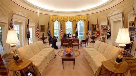 trump oval office redecoration trump back in caign mode with pre 100 days media blitz