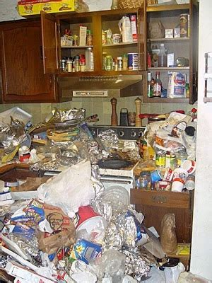 housekeeping   thought  place isnt clean
