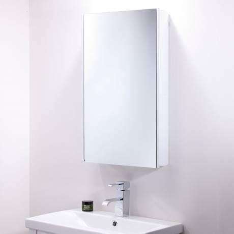 slimline bathroom cabinets with mirrors roper limit slimline mirror cabinet white