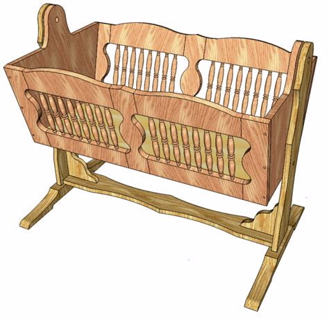 free baby cradle plans woodworking wood baby cradle plans free workshop projects and plans