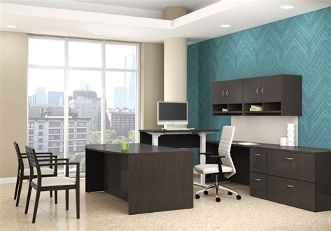 office desk  chair set executive furniture office