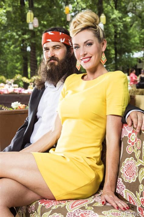 photos duck dynasty s jessica and jep robertson wedding