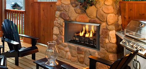 Do Gas Fireplaces Use A Lot Of Gas by An Outdoor Fireplace Does A Lot More Heatilator