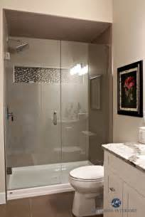 shower ideas for small bathrooms best 25 small bathroom renovations ideas on
