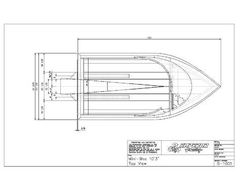mini wee jet boat kit 10ft mini wee jet boat drawings cad dxf for cnc cutting