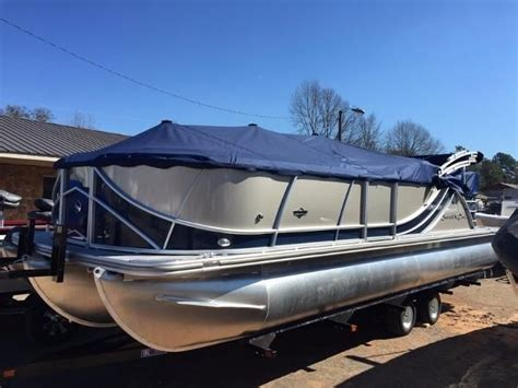 used pontoon boats for sale anderson sc anderson new and used boats for sale