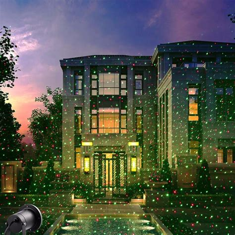 Green Outdoor Lights Laser Light Green Outdoor Lights Projector Lights Ip65 Waterproof
