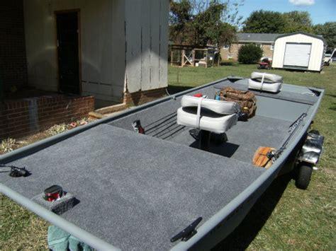12 foot jon boat in ocean 12 foot jon boat casting deck modification car interior