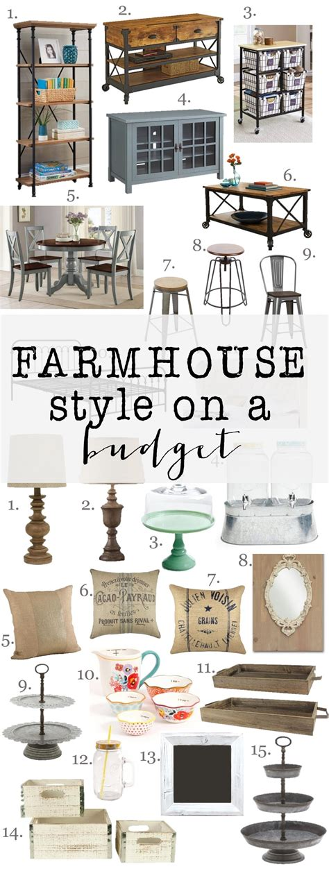 farmhouse decor on a budget farmhouse style on a budget house of hargrove