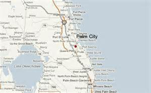 city florida map palm city location guide
