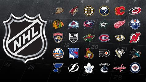 Calendrier Nhl Washington Nhl Announces 2016 17 Season Schedule Nhl