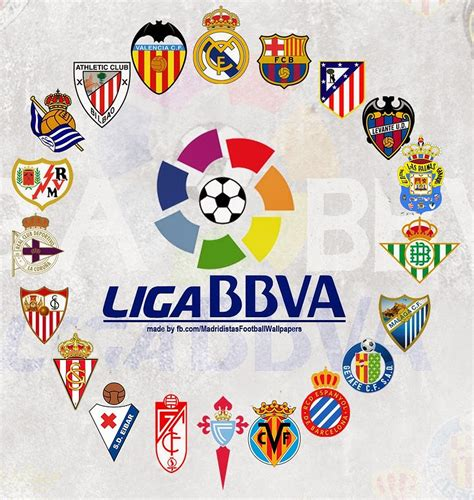 Calendario Liga Bbva Calendario Liga Bbva 2015 2016