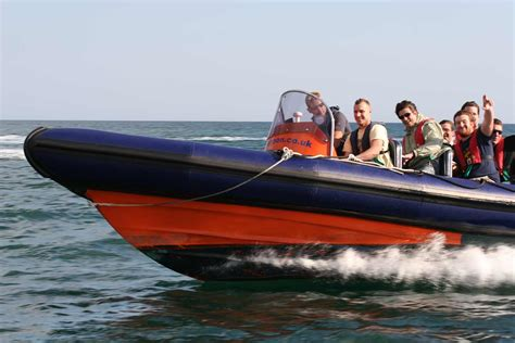 speed boat ride hen parties by hen party brighton