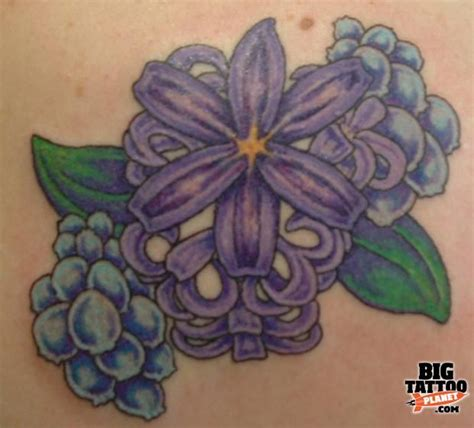 charm city tattoo 9 best images about hyacinth tattoos on