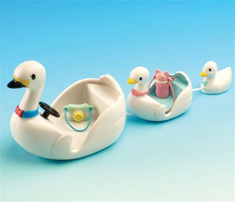 buy swan boat  sylvanian families