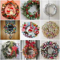 33 wreaths door decor ideas digsdigs