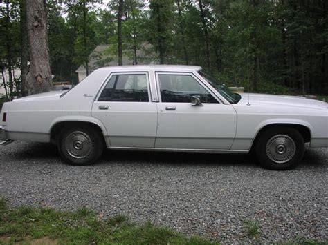 snowondamic 1987 ford ltd crown victoria specs photos modification info at cardomain