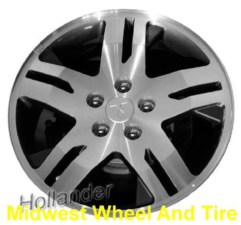 mitsubishi endeavor 2004 2005 2006 2007 2008 and 50 similar items mitsubishi 65791bs oem wheel mn101405hb mn101413ha oem original alloy wheel
