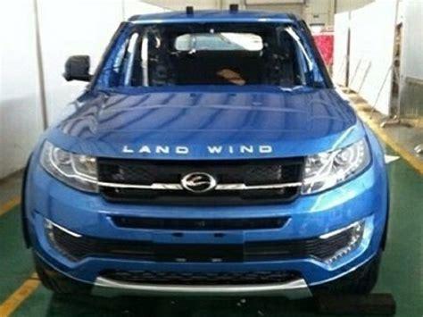 land wind land wind x7 la brutta copia della range rover evoque