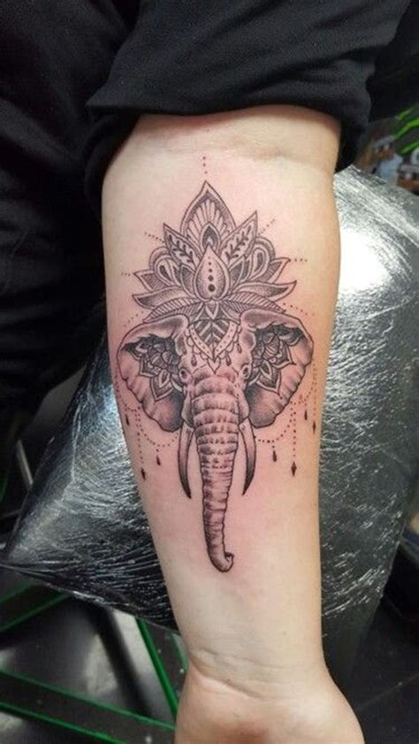 25 best ideas about elefant tattoo on pinterest