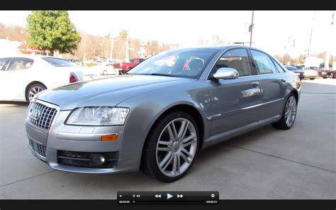 service manual for a 2007 audi s8 2007 audi s8 v10 start up exhaust and in depth tour youtube