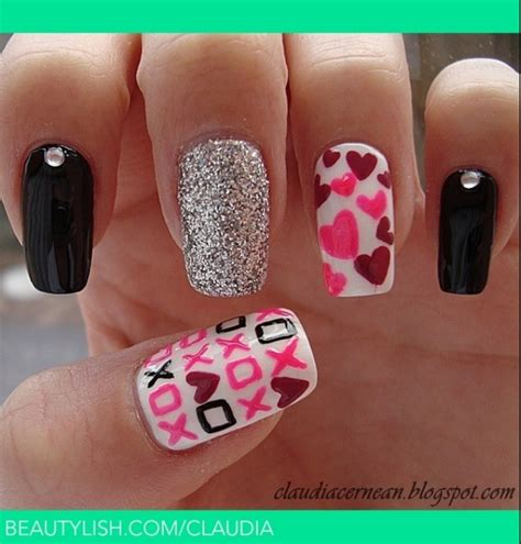 day nail pictures valentines day nail ideas truspershareyourlove