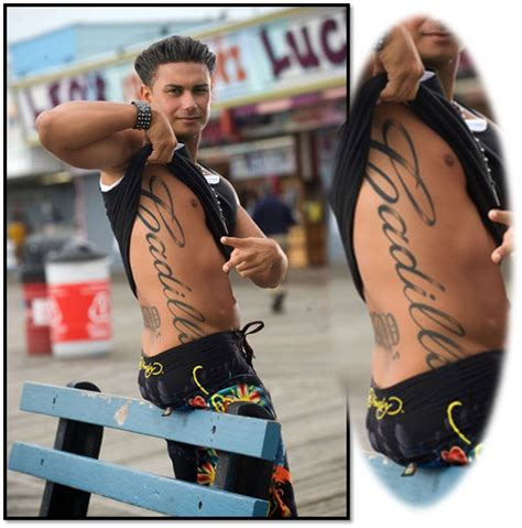 pauly d tattoos trend tattoos march 2012