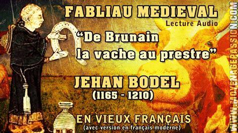Résumé 8 Femmes by Fabliau Brunain La Vache Au Pr 195 170 Tre R 195 169 Sum 195 169
