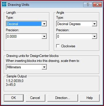 gambar format lpt cara setting drafting pada autocad planet cad