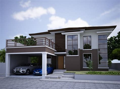 zen home design modern zen house design cm builders
