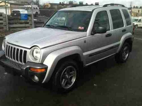 jeep liberty limited 2004 purchase used 2004 jeep liberty limited columbia edition