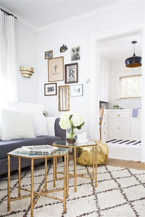brass home decor 35 chic and bold brass home d 233 cor ideas digsdigs