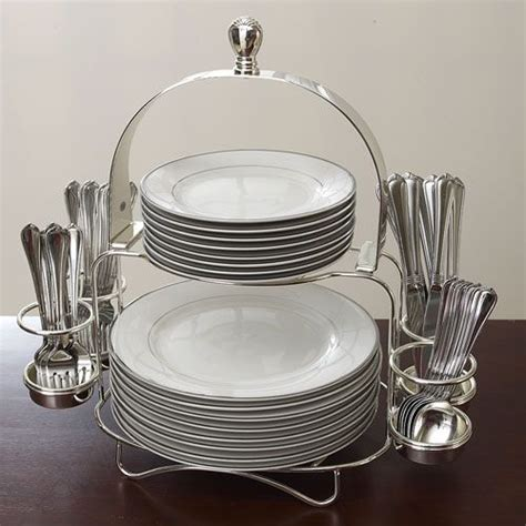 17 Best Images About Practical Home Solutions On Pinterest Buffet Caddy Plate Flatware Organizer